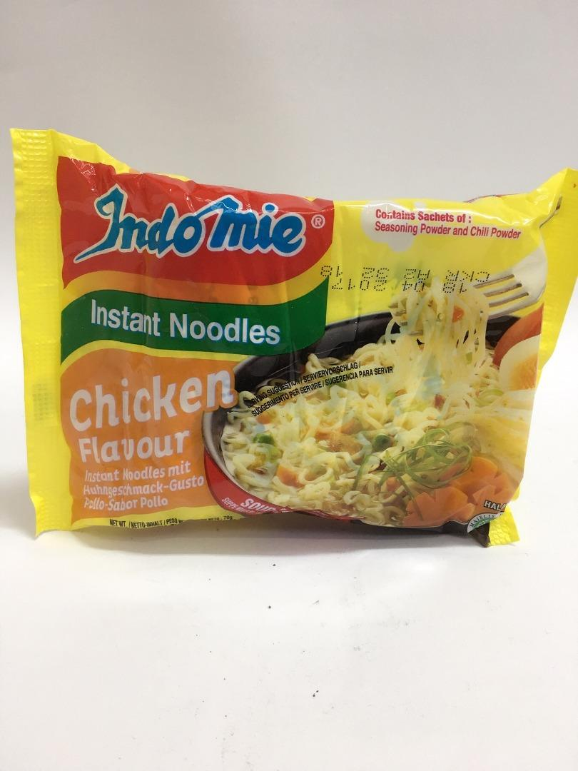 COMERCIAL CHINERE - INDOMIE  70 GR