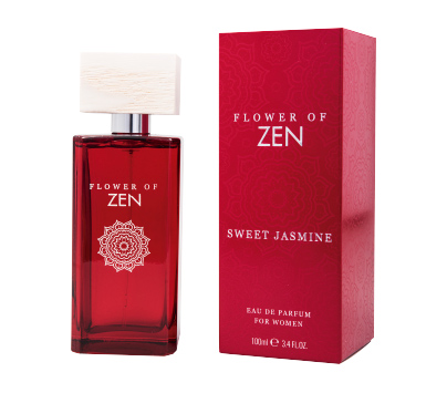 Flower of Zen -Sweet Jasmine