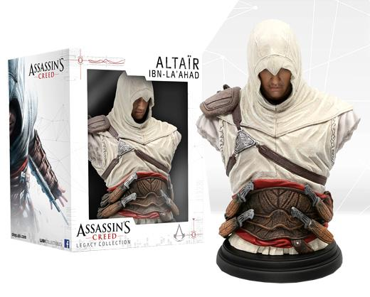 ElectroGame - Busto Altair IBN-LA´AHAD Legacy Colection