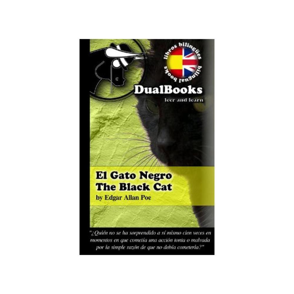 formaemprende - DualBooks El Gato Negro / The Black Cat