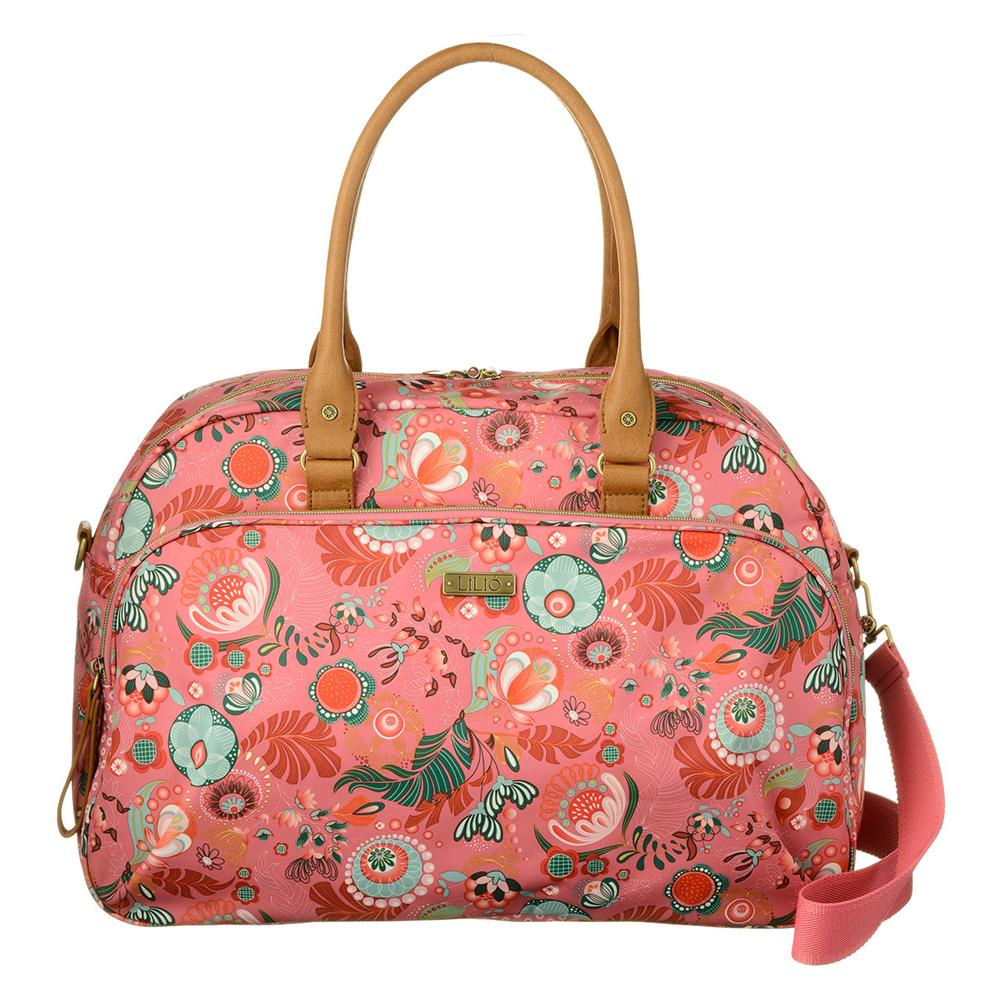 Fragranstore - JELLY BLOSSOM Carry All Coral Rose
