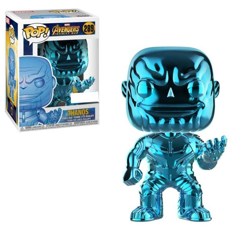 funkostars - Thanos Blue Chrome