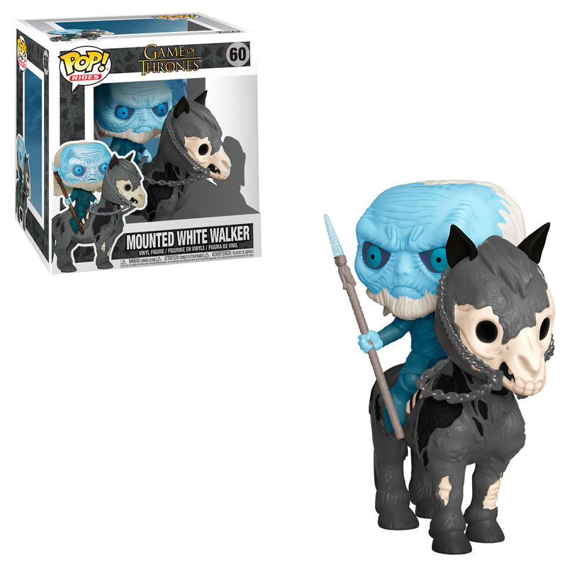 funkostars - Mounted White Walker