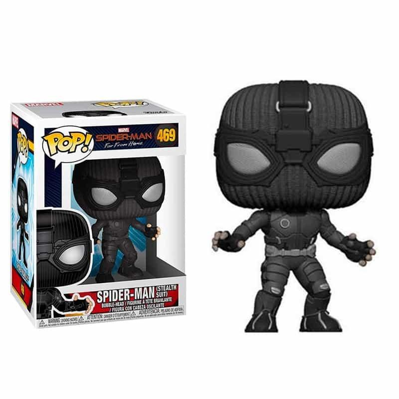 funkostars - Spiderman Stealth Suit