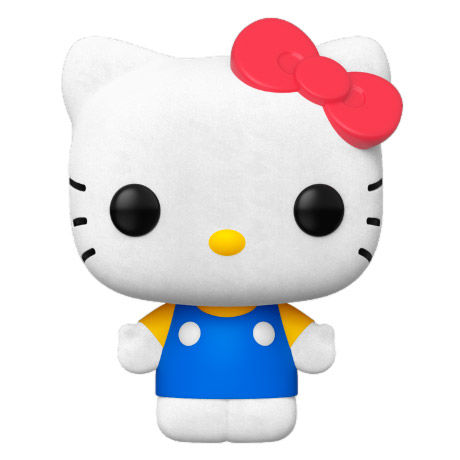 funkostars - Hello Kitty Flocked