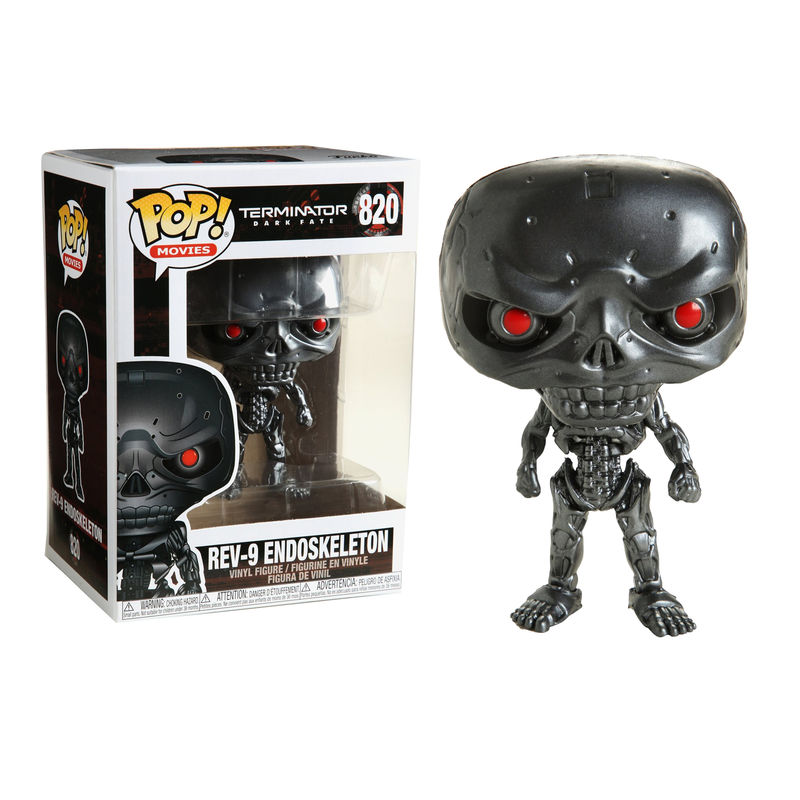funkostars - Rev-9 Endoskeleton