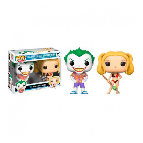 funkostars - Beach Joker & Harley Exclusive