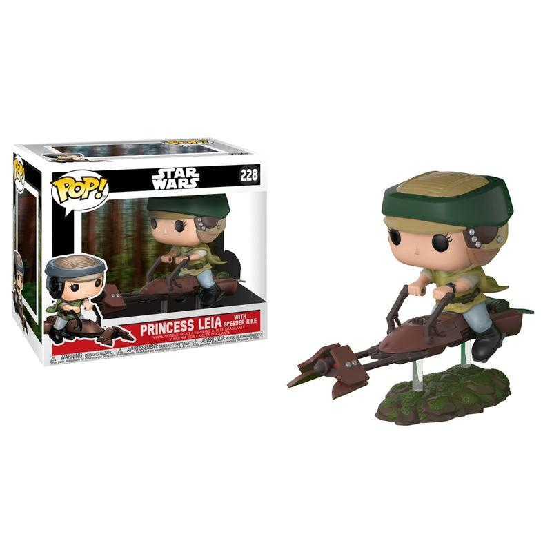 funkostars - Princess Leia Speeder Bike