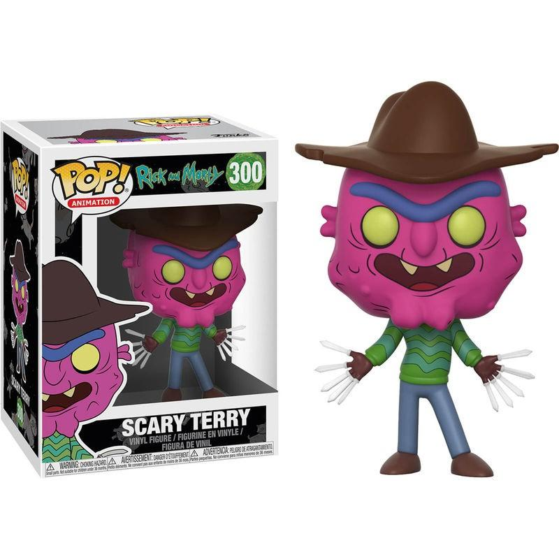 funkostars - Scary Terry