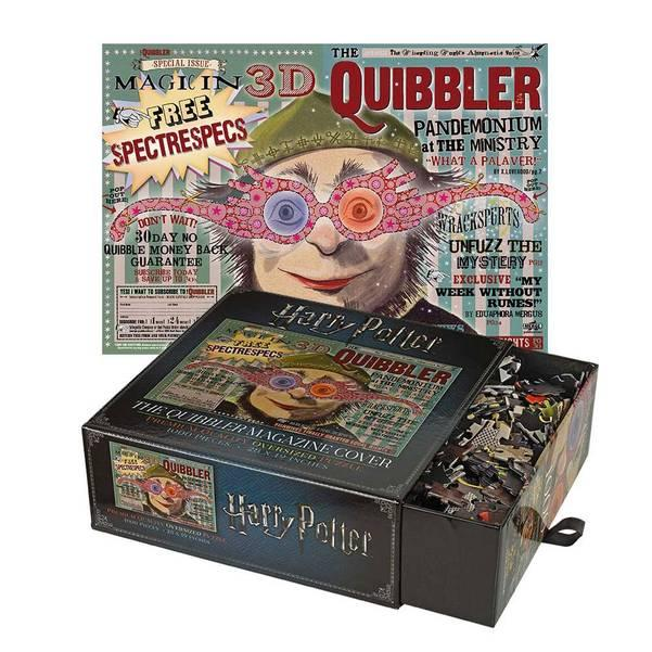 funkostars - Puzzle Harry Potter Quibbler