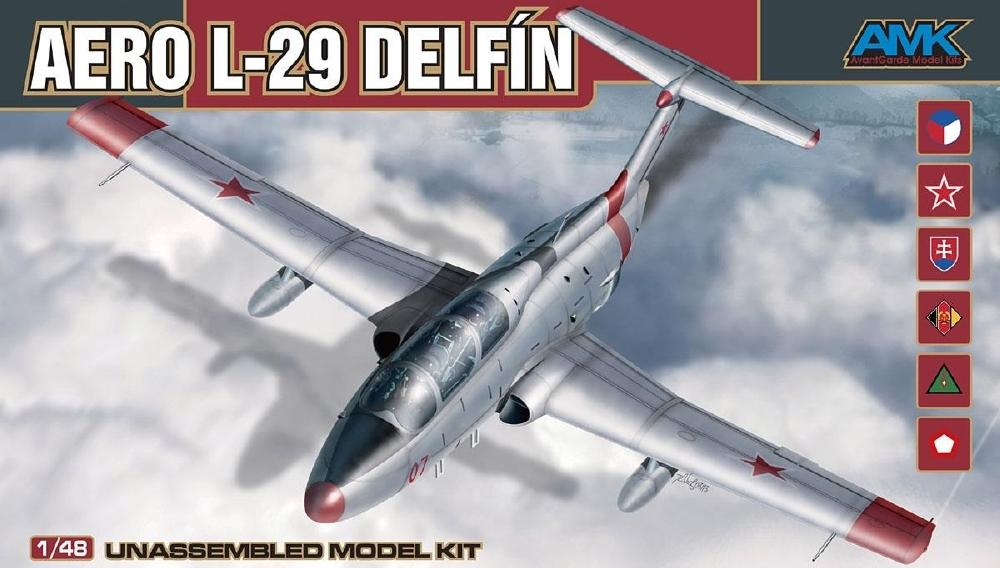 AVANTGARDE MODEL KITS 88002 Aero L-29 'Delfin'