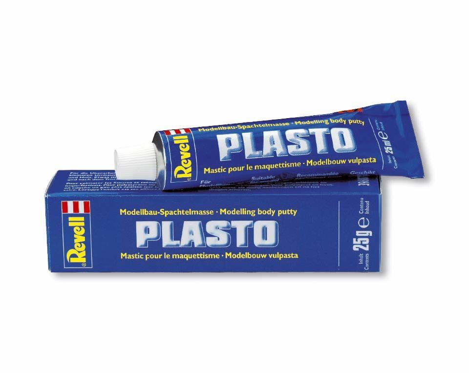 hobby-maquetas.net - REVELL 39607 Body Putty Plasto (25 ml)