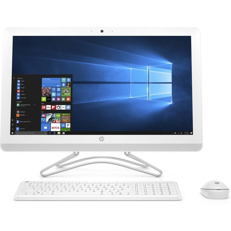 KareenaElectronics - HP HP AIO 24-E000NS Intel Core i3-7100U/8GB/1TB/23.8'