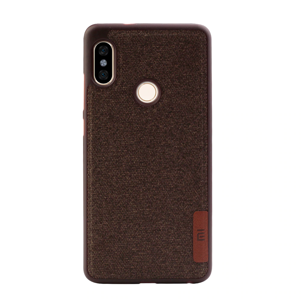 KareenaElectronics - XIAOMI Funda REDMI Note 5 Marrón (Original)