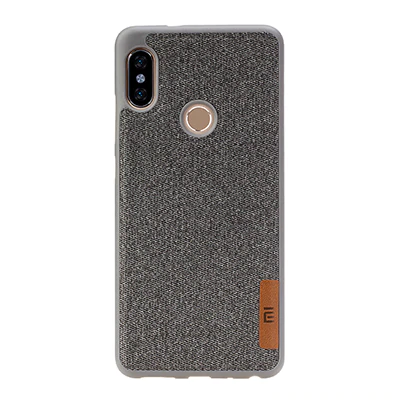 KareenaElectronics - XIAOMI Funda REDMI Note 5 Gris (Original)