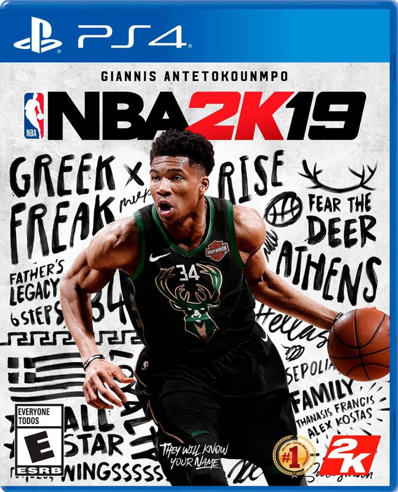 KareenaElectronics - PS4 NBA 2K19