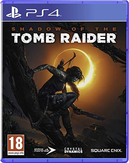 KareenaElectronics - PS4 SHADOW OF THE TOMB RAIDER