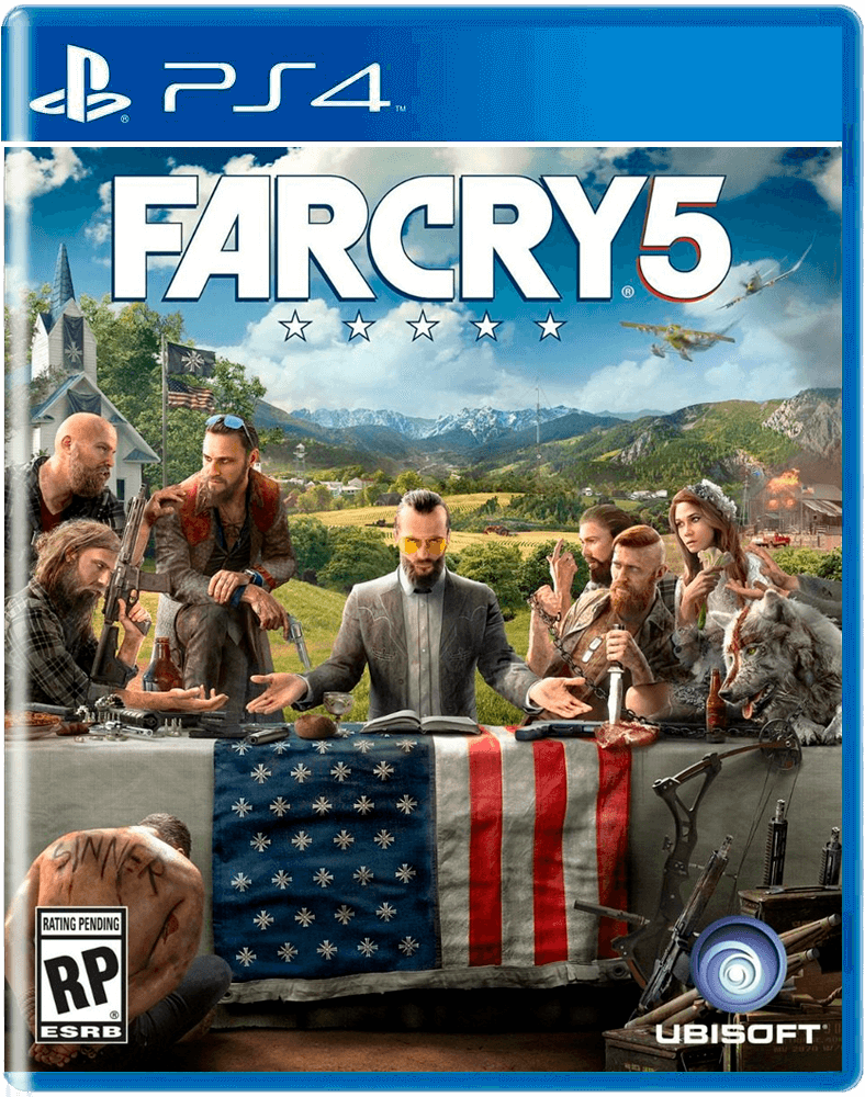 KareenaElectronics - PS4 Farcry 5
