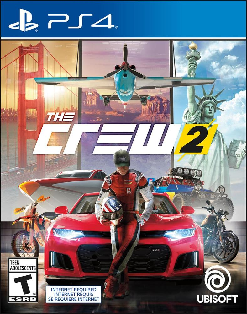 KareenaElectronics - PS4 THE CREW 2