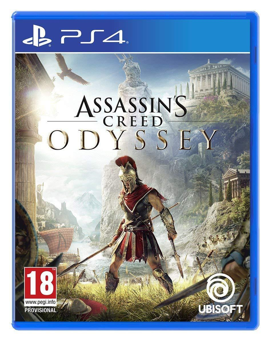 KareenaElectronics - PS4 Assassin's Creed: Odyssey