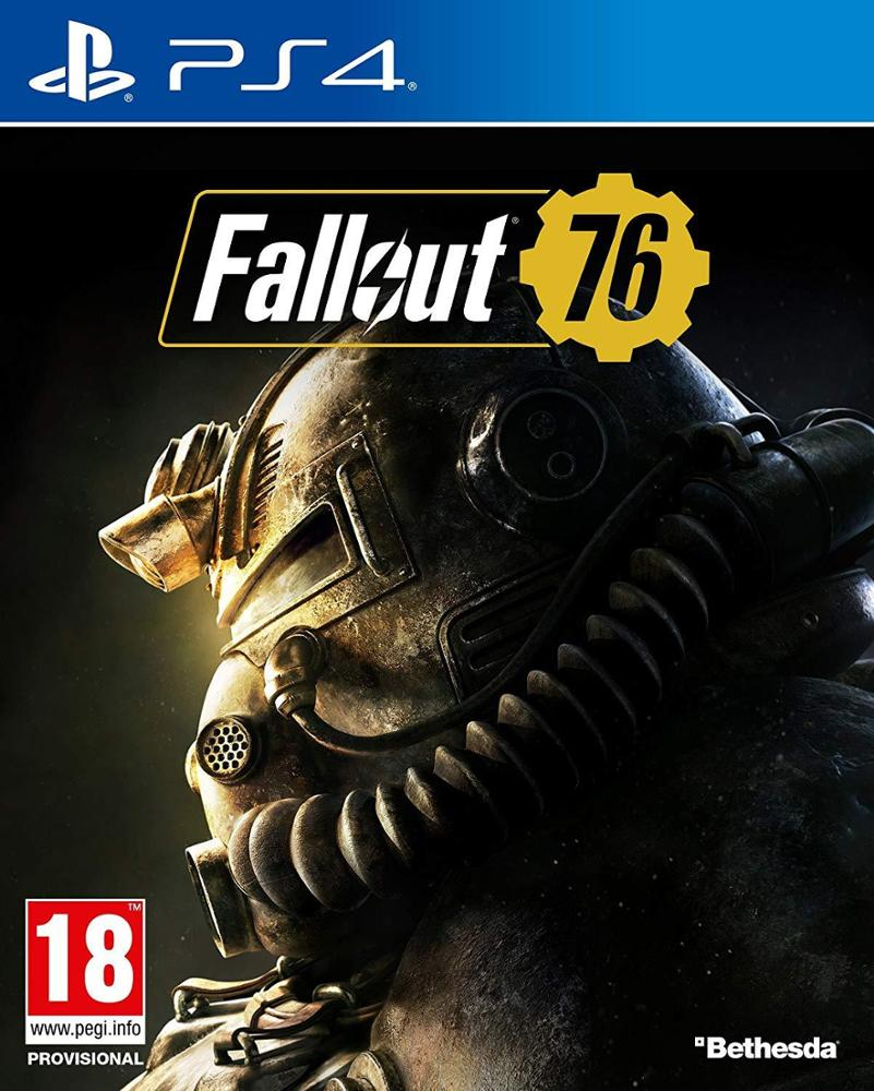 KareenaElectronics - PS4 Fallout 76
