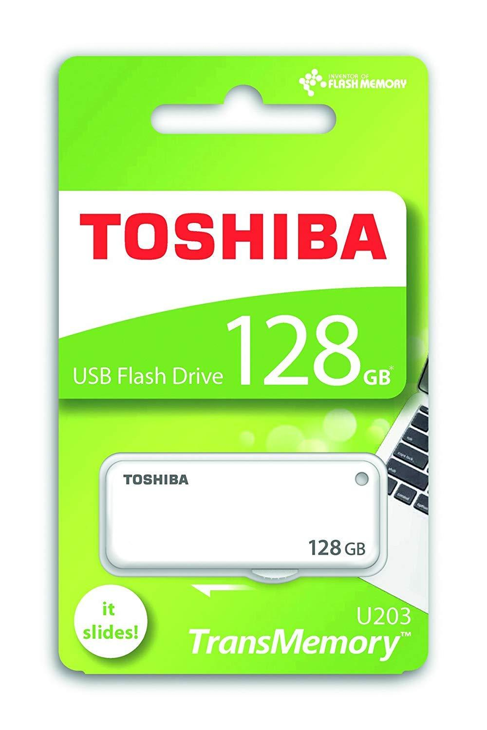 KareenaElectronics - TOSHIBA PENDRIVE 128GB U203