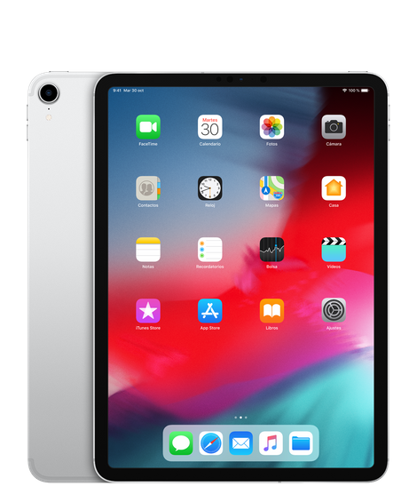 KareenaElectronics - APPLE iPAD PRO 11' 256GB WIFI PLATA