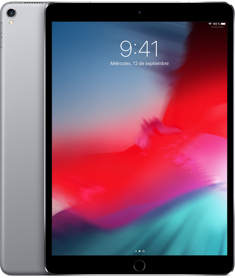 KareenaElectronics - APPLE iPAD PRO 10.5' 64GB WIFI + 4G GRIS ESPACIAL