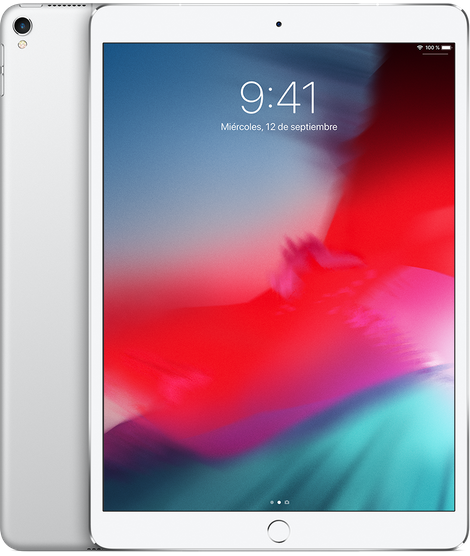KareenaElectronics - APPLE iPAD PRO 10.5' 256GB WIFI + 4G PLATA