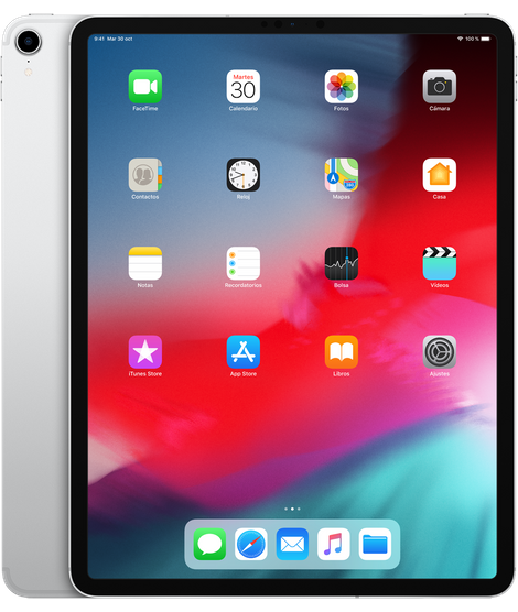 KareenaElectronics - APPLE iPAD PRO 12.9' 1TB WIFI + 4G PLATA