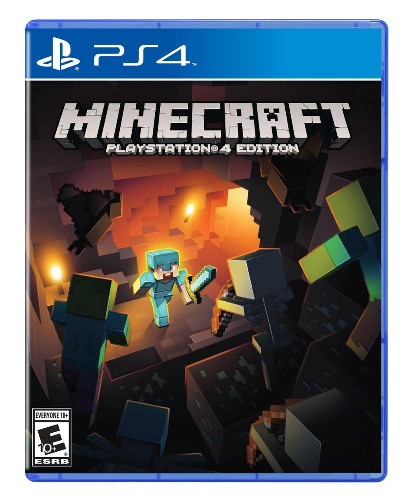 KareenaElectronics - PS4 MINECRAFT