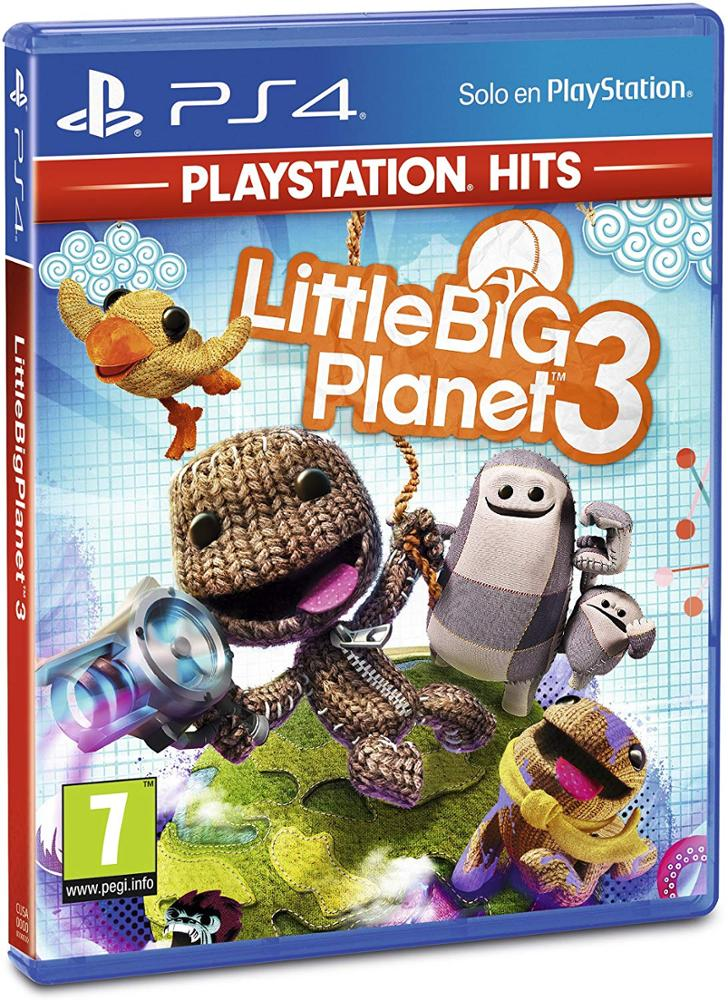 KareenaElectronics - PS4 LITTLE BIG PLANET 3