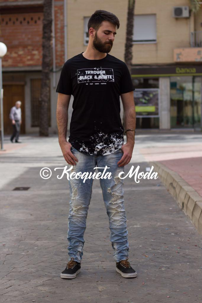 Kcoqueta Moda - Kcoqueta Camiseta Throught