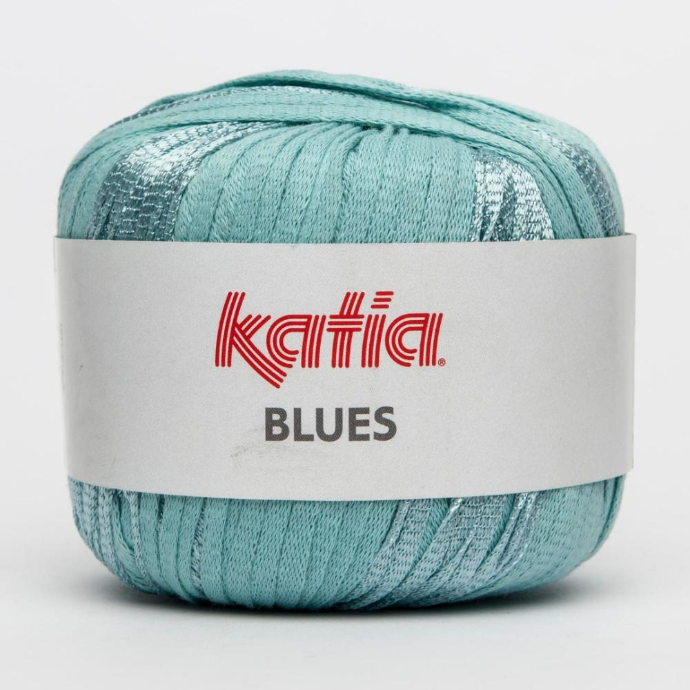 Kinti Knitter - Katia - Blues