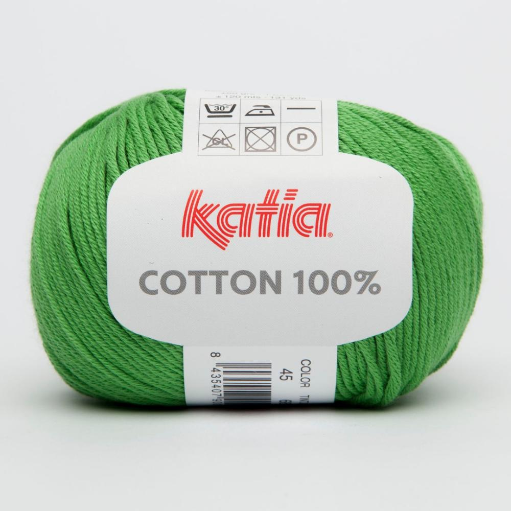 Kinti Knitter - Katia - Cotton 100%