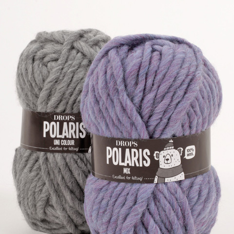Kinti Knitter - Drops - Polaris