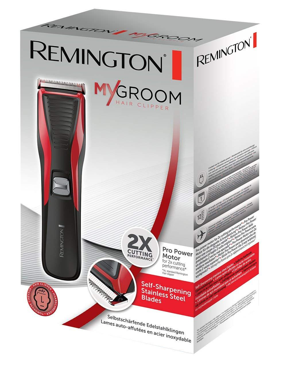 Lamosa Store - REMINGTON MY GROOM HC5100 - CORTAPELOS