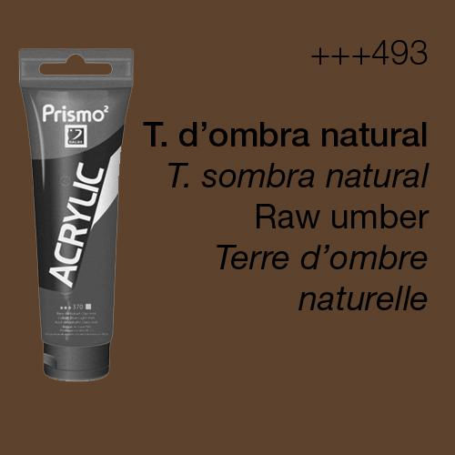 DALBE PRISMO2 120ml TIERRA SOMBRA NATURAL