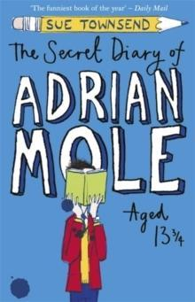 libreriavertice - Puffin - The Secret Diary of Adrian Mole Aged 13 3/4