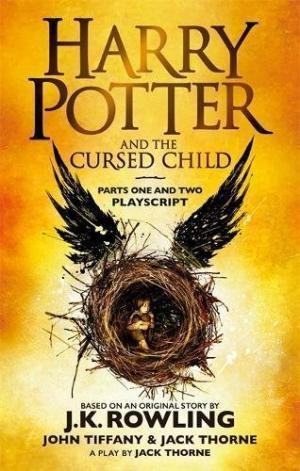 libreriavertice - Little Brown - HARRY POTTER AND THE CURSED CHILD. PARTS ONE AND TWO. PLAYSCRIPT