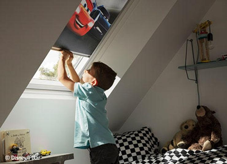 Maderas Camacho - Velux Cortina Oscurecimiento Manual Disney