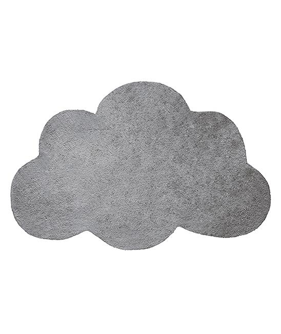Maminess - Alfombra Nube Gris