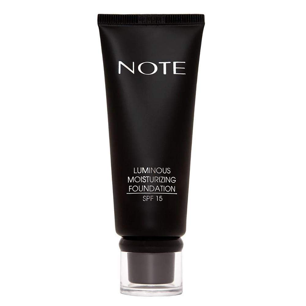 Marián Vidal - Note Cosmetics LUMINOUS MOISTURIZING FOUNDATION
