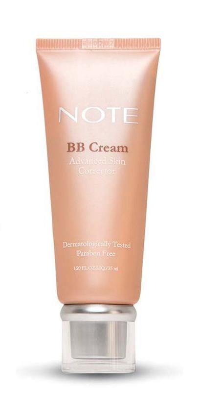 Marián Vidal - Note Cosmetics BB CREAM