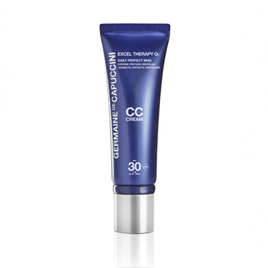 Marián Vidal - Germaine de Capuccini CC CREAM DAILY PERFECTION SKIN
