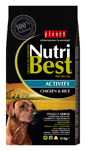 masquehocicos - Picart Nutribest Activity