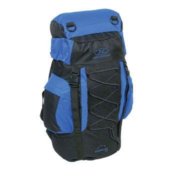 METALSPORT - HIGHLANDER Mochila Rambler 25