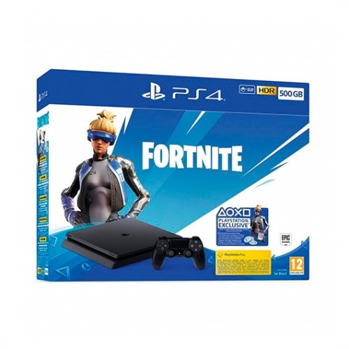 MOVILPLAZA INTERNET, S.L. - SONY PS4 PlayStation4 500GB + Fortnite