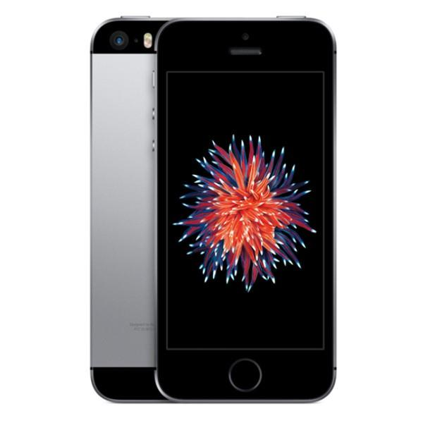 MOVILPLAZA INTERNET, S.L. - APPLE iPhone SE Space Gray 32GB Libre