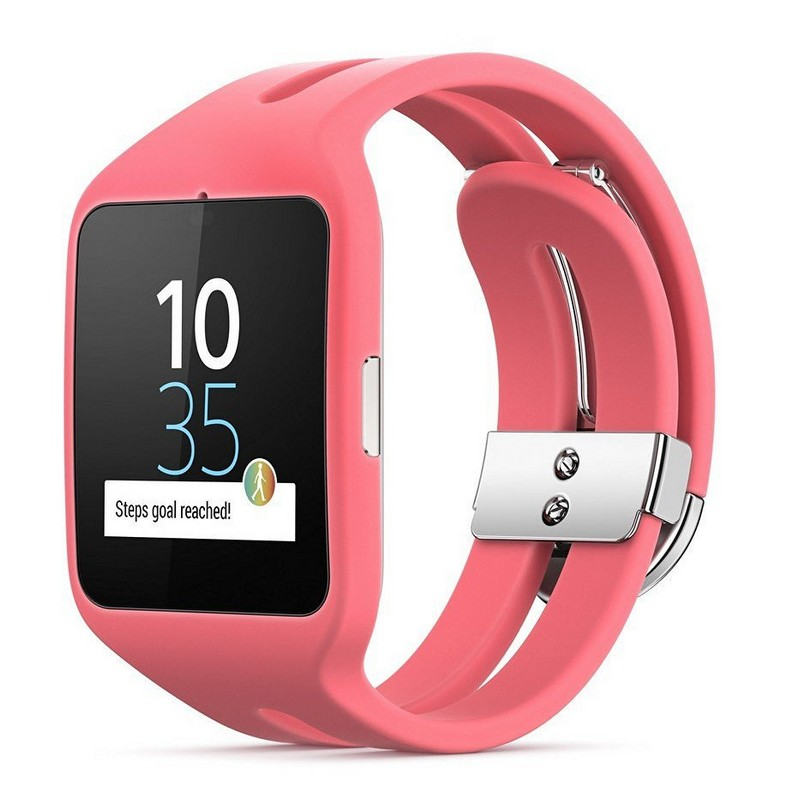MOVILPLAZA INTERNET, S.L. - SONY SmartWatch 3 SWR50 Rosa